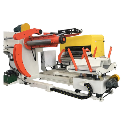 3 in 1 Type Feeder dengan Uncoiler untuk Sheet Strip Feeding To Press Machine